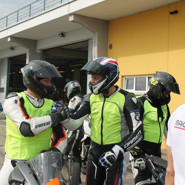 Motorradtraining Renntraining 14