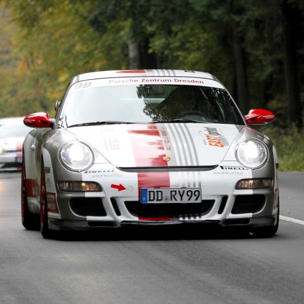 Sportwagen Touren mit dem Porsche 911 GT3 Cup