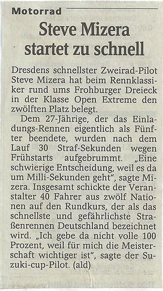 2003-09-29_SZ_Steve-Mizera-startet-zu-schnell