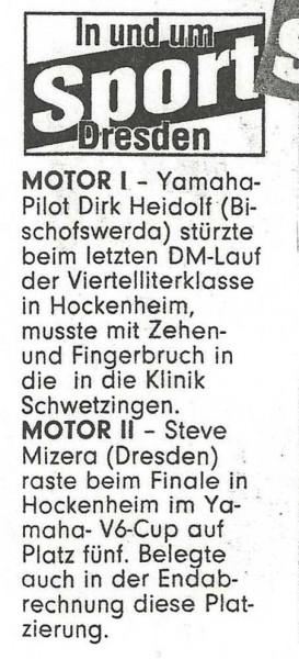 2000-09-26_BILD-Sport_Motor-I-Motor-II