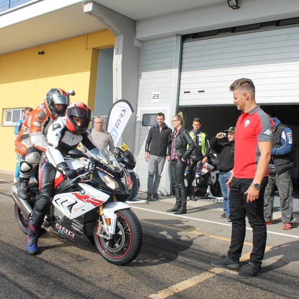 Motorradtraining Renntraining 9