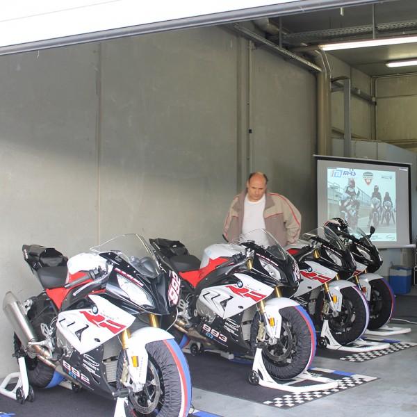 Motorradtraining Renntraining 4