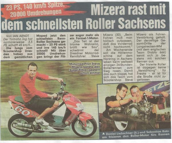 2005-08-18_BILD-DD_Mizera-rast-mit-dem-schnellsten-Roller-Sachsens