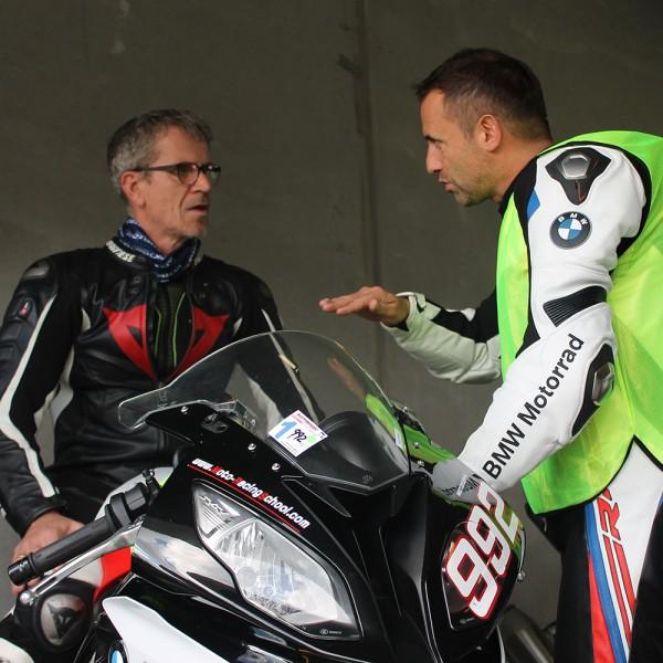 Motorradtraining Renntraining 12