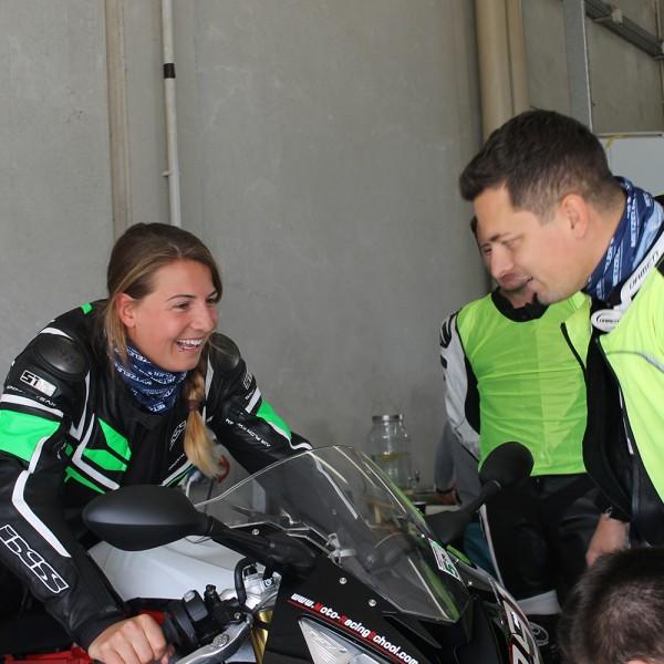 Motorradtraining Renntraining 10